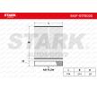 STARK Filtereinsatz, Partikelfilter, Pollenfilter SKIF0170020