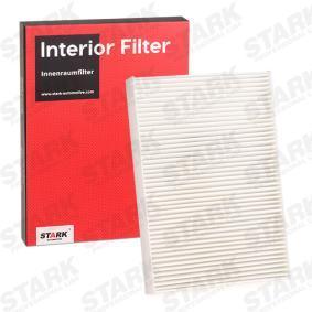 Filter, Innenraumluft SKIF-0170049 CLIO 2 (BB0/1/2, CB0/1/2) 1.5 dCi Bj 2016