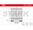 Filtro de aire acondicionado STARK 7589857 Filtro antipolen