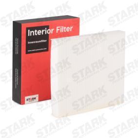 Nissan Almera Tino 2.2dCi Innenraumfilter STARK SKIF-0170068 (2.2 dCi Diesel 2006 YD22DDT)