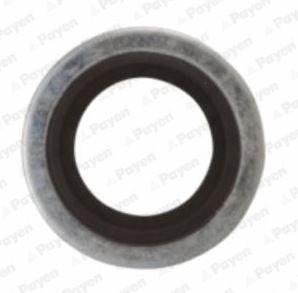 PAYEN  KG5012 Ölablaßschraube Dichtung Ø: 23,00mm, Dicke/Stärke: 1,500mm, Innendurchmesser: 16,70mm