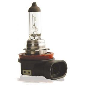 Крушка с нагреваема жичка, фар за дълги светлини H11, 55ват, 12волт, Vision 12362PRC1