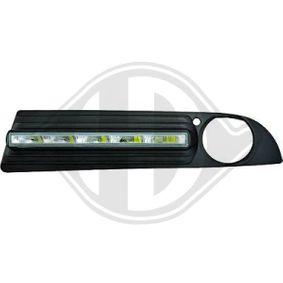 Jogo de luzes de circulação diurna 1224688 BMW 5 Sedan (E60)