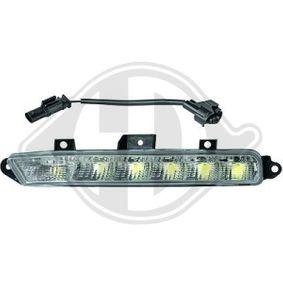Zestaw reflektorów do jazdy dziennej 1616488 MERCEDES-BENZ Klasa E Sedan (W212)