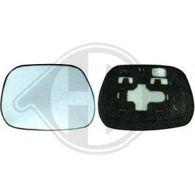 DIEDERICHS  6686026 Mirror Glass, outside mirror