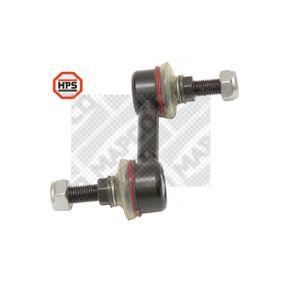 Koppelstange Länge: 80mm mit OEM-Nummer 555303K002