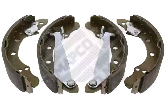 Bremsensatz, Trommelbremse 9754 MAPCO 9754 in Original Qualität