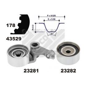 Timing Belt Set 23529 RAV 4 II (CLA2_, XA2_, ZCA2_, ACA2_) 2.0 D 4WD (CLA20_, CLA21_) MY 2002