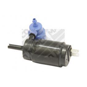 Waschwasserpumpe, Scheibenreinigung Spannung: 12V mit OEM-Nummer 1T0 955 651 A