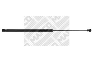 MAPCO  91258 Gas Spring, boot- / cargo area Length: 554mm, Stroke: 220mm, Length: 554mm