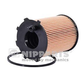 Ölfilter Außendurchmesser 2: 64mm, Innendurchmesser: 25mm, Höhe: 99mm mit OEM-Nummer 1651073J02