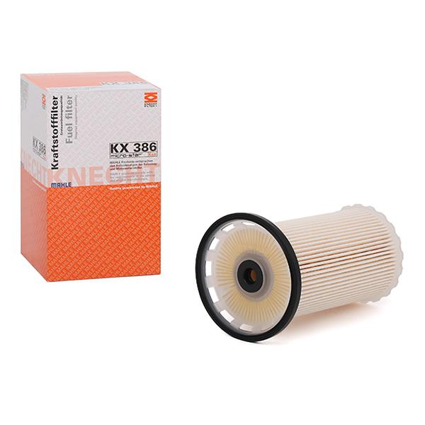 Kraftstofffilter MAHLE ORIGINAL KX 386 4009026924105