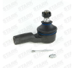 Outer tie rod end STARK 7604739 Front Axle, Left and right, Outer