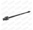 Inner tie rod end STARK 7604863 Front Axle, Left and right