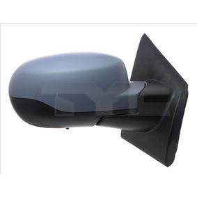 Außenspiegel 328-0174 TWINGO 2 (CN0) 1.5 dCi 75 Bj 2012
