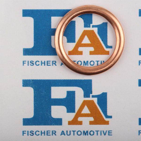 FA1  968.330.100 Seal, oil drain plug Ø: 22mm, Thickness: 2mm, Inner Diameter: 16mm