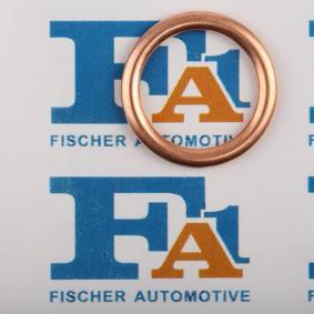 FA1  968.330.100 Anello di tenuta, vite di scarico olio Ø: 22mm, Spessore: 2mm, Diametro interno: 16mm