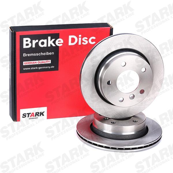 Bremsscheiben Satz STARK SKBD-0020099 Erfahrung