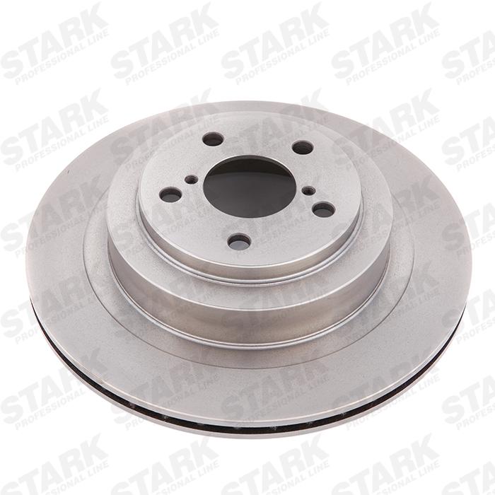 Bremsscheiben SKBD-0020345 STARK SKBD-0020345 in Original Qualität