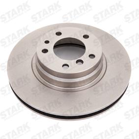 Bremsscheibe Bremsscheibendicke: 28mm, Ø: 316,0mm mit OEM-Nummer 34 116 757 752