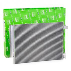 Kondensator, Klimaanlage Kältemittel: R 134a mit OEM-Nummer 92100684R