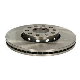 Bremsscheibe Bremsscheibendicke: 25,0mm, Lochanzahl: 5, Ø: 288mm mit OEM-Nummer 4A0 615 301 E