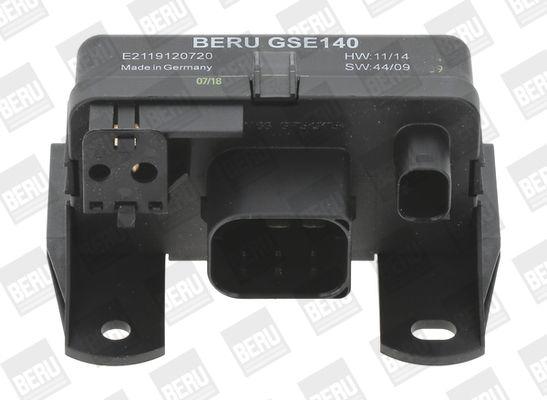 Control Unit, glow plug system BERU GSE140 expert knowledge