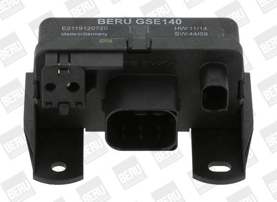 Control Unit, glow plug system BERU 0522120720 4044197768899