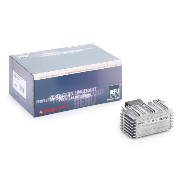 Control Unit, glow plug system BERU 0522120722 4044197768929