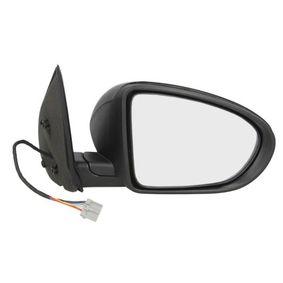 2011 Nissan Qashqai j10 1.5 dCi Outside Mirror 5402-16-040360P