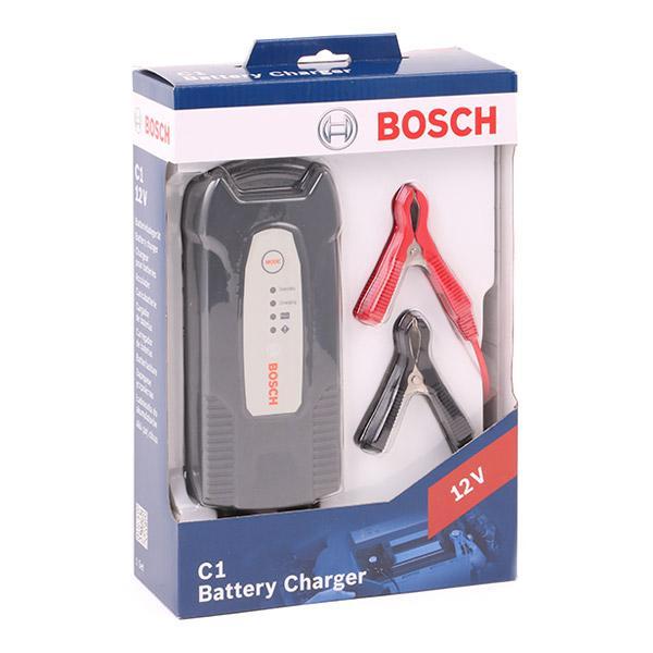 Akkumulátor töltő BOSCH 018999901M szaktudással