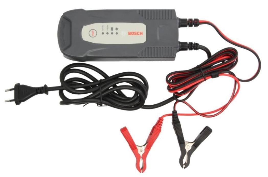 Akkumulátor töltő BOSCH C112V 4047025263979