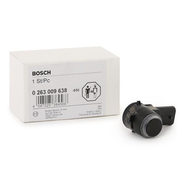 PDC Sensoren BOSCH 0263009638 Erfahrung