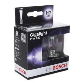 Bulb, spotlight H7, 55W, 12V 1 987 301 107 MERCEDES-BENZ C-Class, E-Class, A-Class