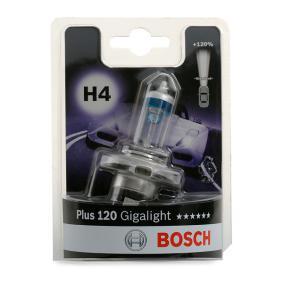 Glühlampe, Fernscheinwerfer H4, 60/55W, 12V 1 987 301 109