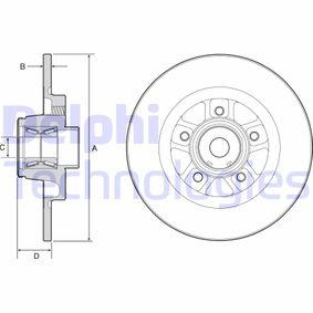 Bremsscheibe Art. Nr. BG9113RS 120,00€