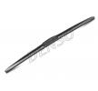 DENSO Hybrid Ablaktörlő JEEP 550mm, Hibrid törlőlapát