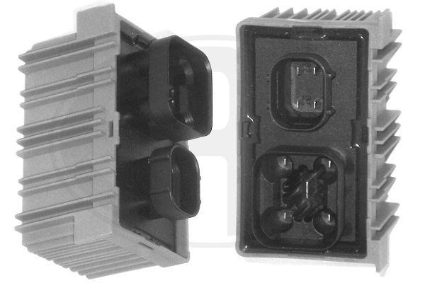 ERA  661279 Control Unit, glow plug system Voltage: 12V, Number of connectors: 9