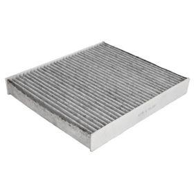 Filter, Innenraumluft Art. Nr. B4W023CPR 120,00€
