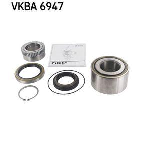 SKF  VKBA 6947 Radlagersatz Ø: 80mm, Innendurchmesser: 40mm