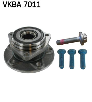 SKF  VKBA 7011 Radlagersatz
