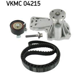 Wasserpumpe + Zahnriemensatz mit OEM-Nummer 96MM 6K288 A1 A