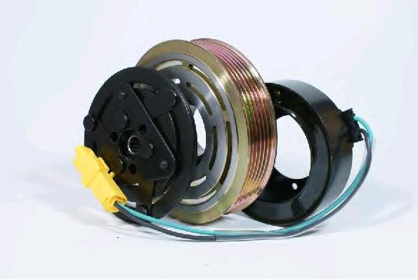 THERMOTEC Acoplamiento magnético, compresor del aire acondicionado KTT040058