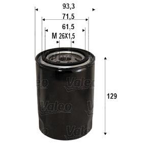 2013 KIA Sorento jc 2.5 CRDi Oil Filter 586095