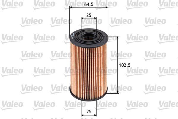 Oil Filter 586579 VALEO 586579 original quality