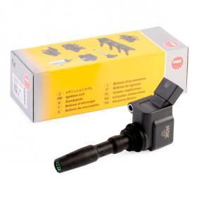 NGK  48408 Ignition Coil Number of Poles: 4-pin connector