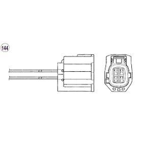 Lambdasonde mit OEM-Nummer LFH2-18-861 B