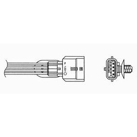 Lambdasonde 93989 TWINGO 2 (CN0) 1.2 Bj 2014