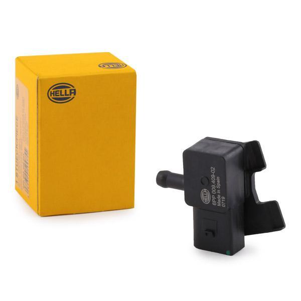 Sensor, Abgasdruck HELLA 6PP009409-021 Erfahrung