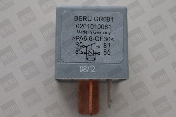 BERU GR081 EAN:4044197768882 Shop